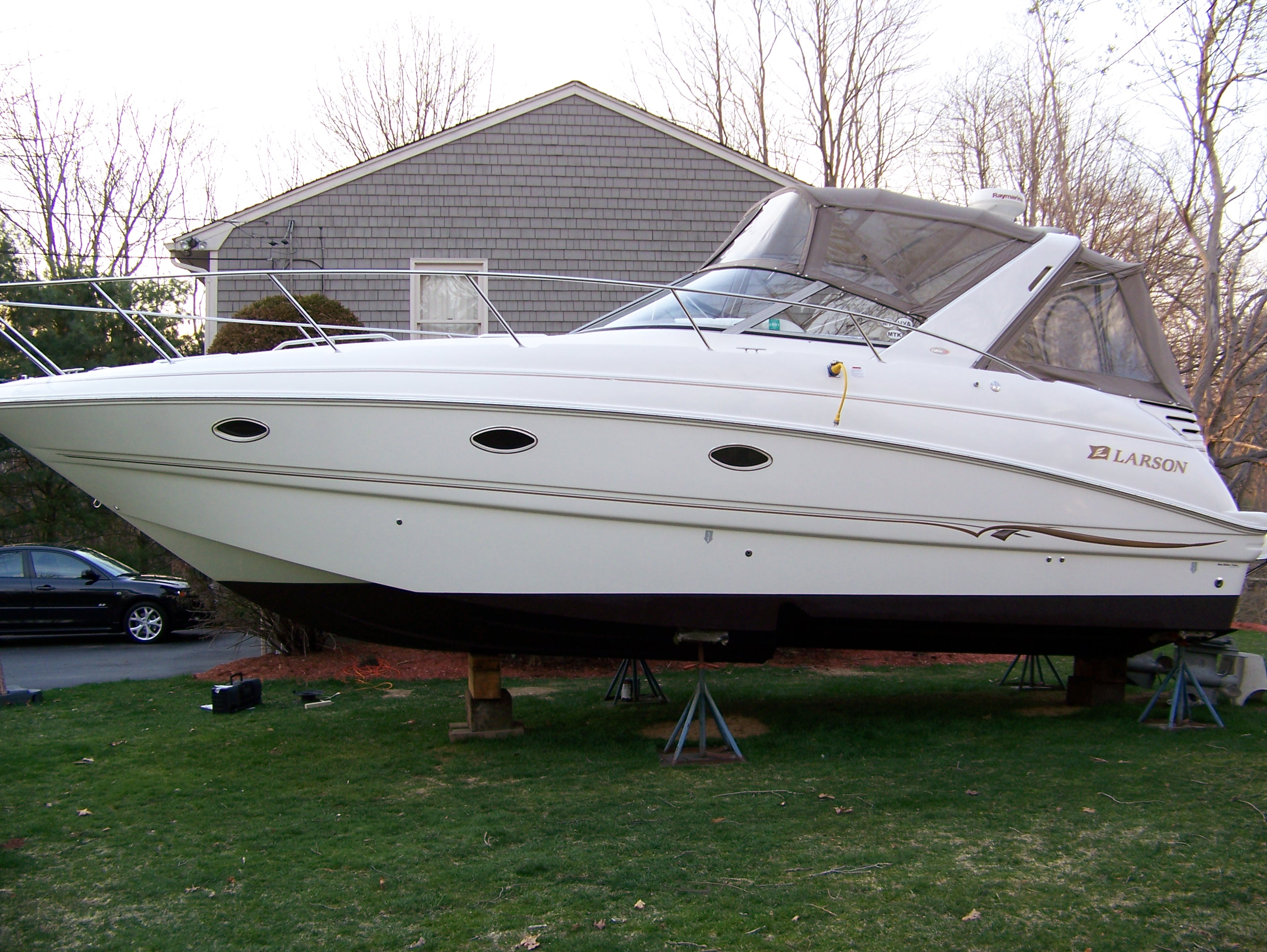 SCOTT'S BOAT SERVICE: BOTTOM PAINT PAGE